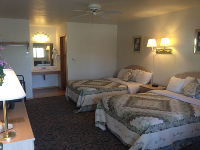 Coachlite Inn & Suites Of Sister Bay